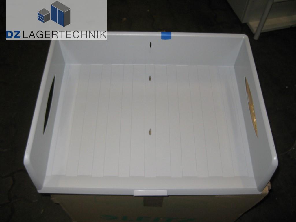 6 x ablagekorb leitz sorty mit trennwand in grau bxhxt - Papier trennwand ...