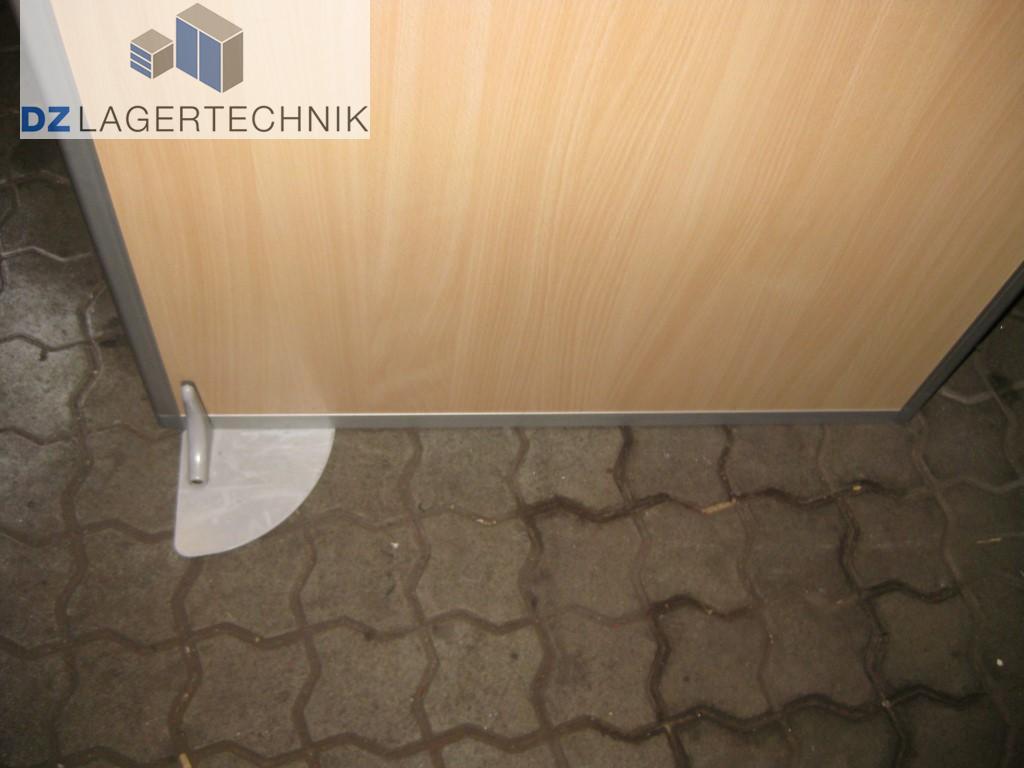 b ro trennwand aus holz 1600x820 mm dz lagertechnik. Black Bedroom Furniture Sets. Home Design Ideas