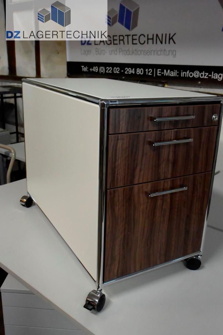 Burocontainer Modul Space Bosse Holz 80x43x63 Dz Lagertechnik