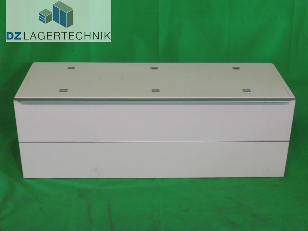 Klain Regalmodul Hangeregisterschrank Weiss 450x1200x400 Dz